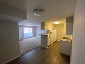 Dining/Kitchen at Listing #214144