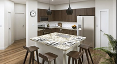 Kitchen at Listing #312707