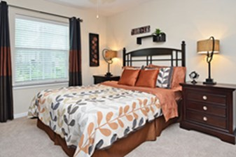 Bedroom at Listing #138863