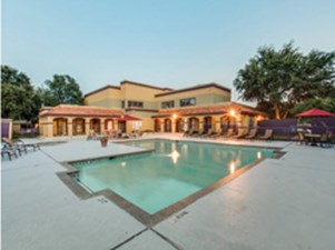 Pool at Listing #137254