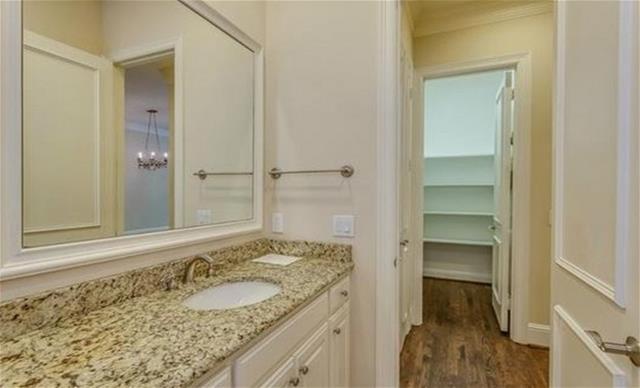 Bathroom at Listing #274726