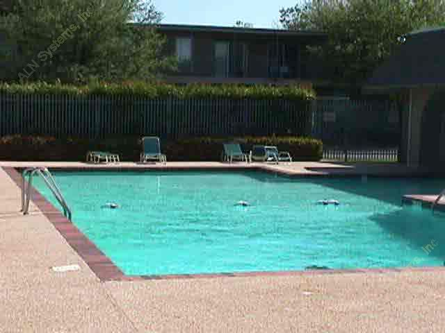 Pool Area at Listing #136312
