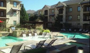 Pool at Listing #144809