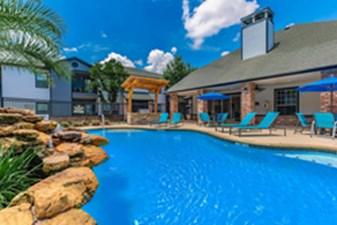 Pool at Listing #140131