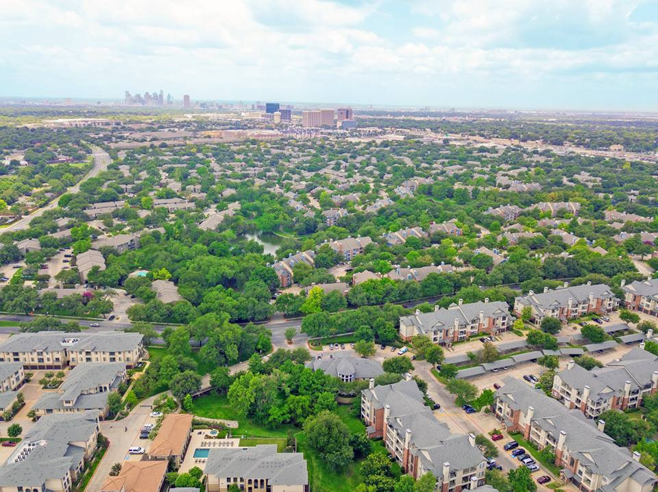 Aerial View at Listing #144142