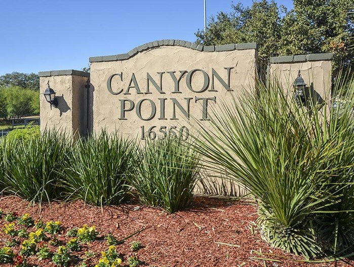 Canyon Point Apartments