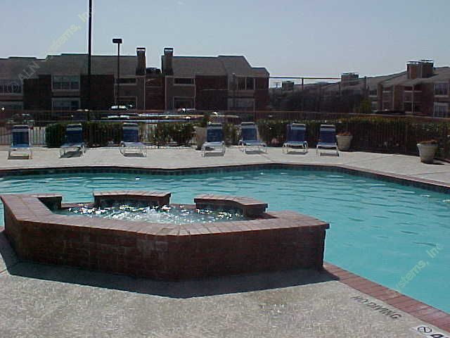 Pool Area at Listing #135863