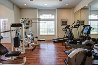 Fitness Center at Listing #144676