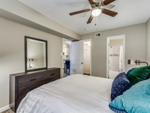 Bedroom at Listing #138483