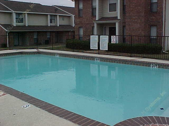Pool Area at Listing #136030