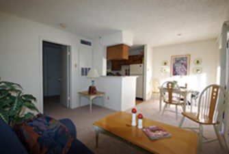 Living Area at Listing #140989