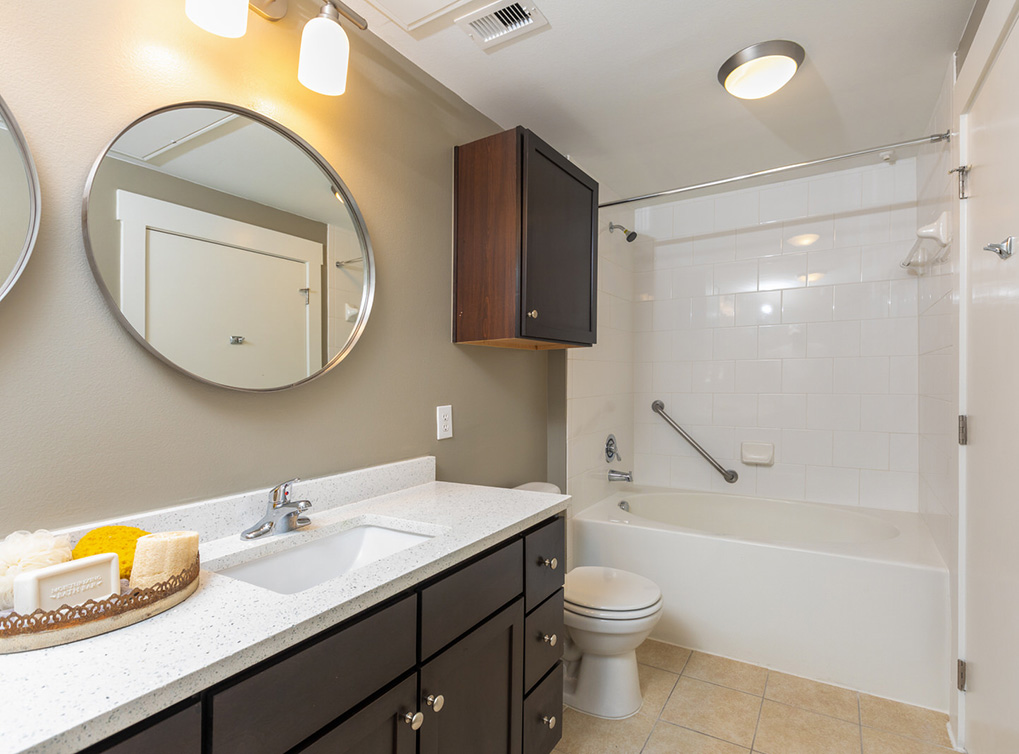 Bathroom at Listing #147805