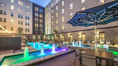 Pool at Listing #281774