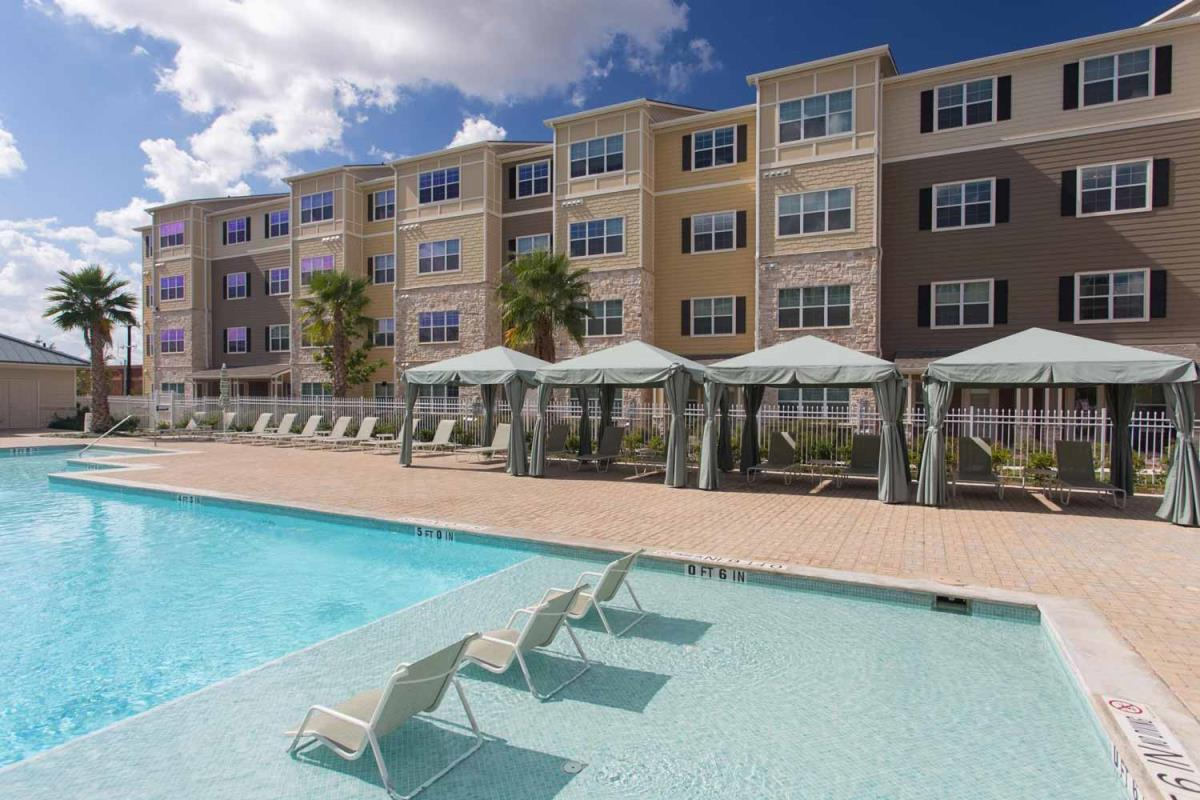 Pool at Listing #153282