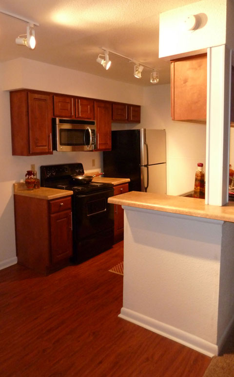 Kitchen at Listing #138710