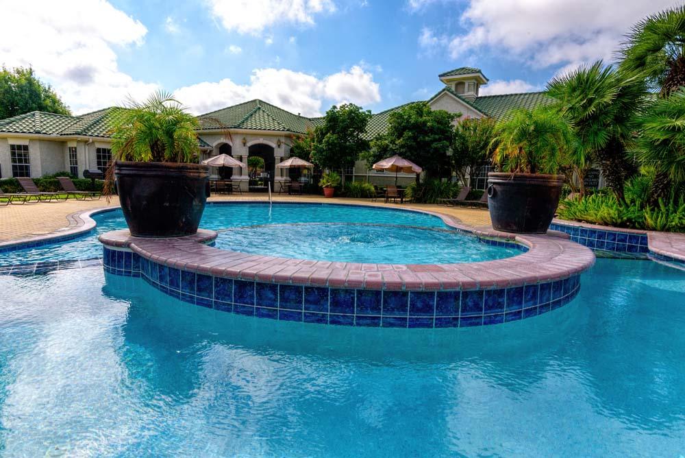 Pool at Listing #138673