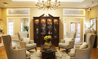 Lobby at Listing #242832