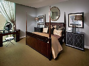 Bedroom at Listing #146631