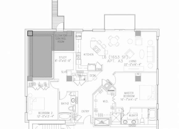 1,653 sq. ft. B10 floor plan