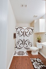 Bathroom at Listing #244087