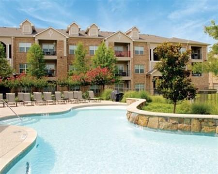 Pool at Listing #143971