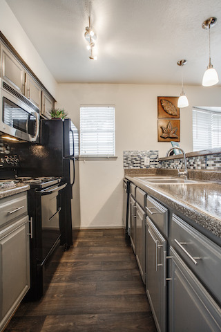 Kitchen at Listing #135658