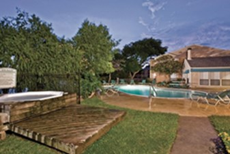 Pool at Listing #139202