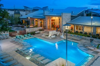 Pool at Listing #280593