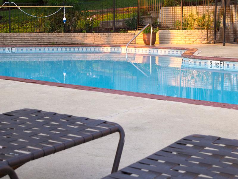 Pool at Listing #140221
