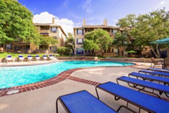 Pool at Listing #140837