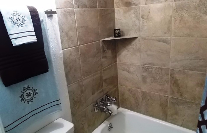 Bathroom at Listing #137223