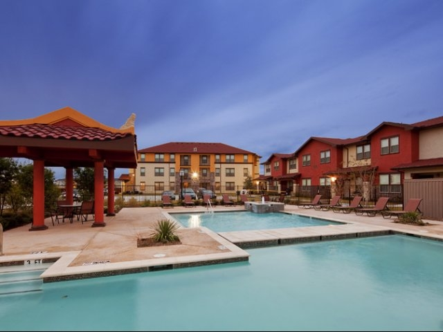 Pool at Listing #152889