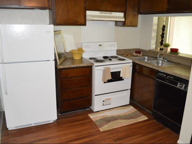 Kitchen at Listing #135864