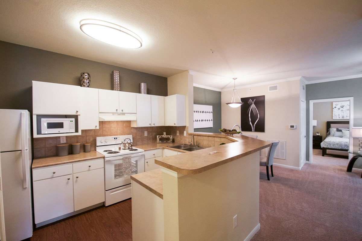 Kitchen at Listing #141461
