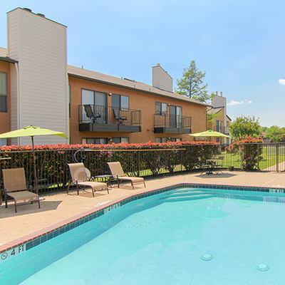 Pool at Listing #136246