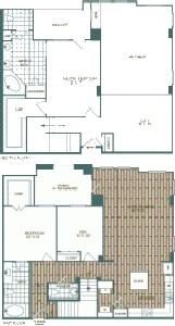 2,074 sq. ft. to 2,089 sq. ft. Miramar floor plan