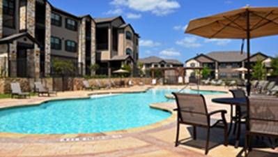 Pool at Listing #248771