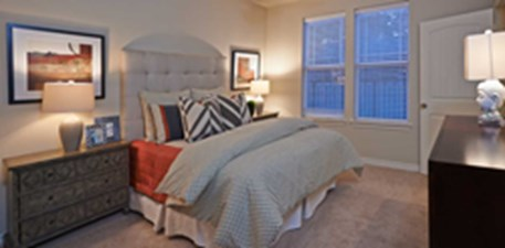 Bedroom at Listing #278724