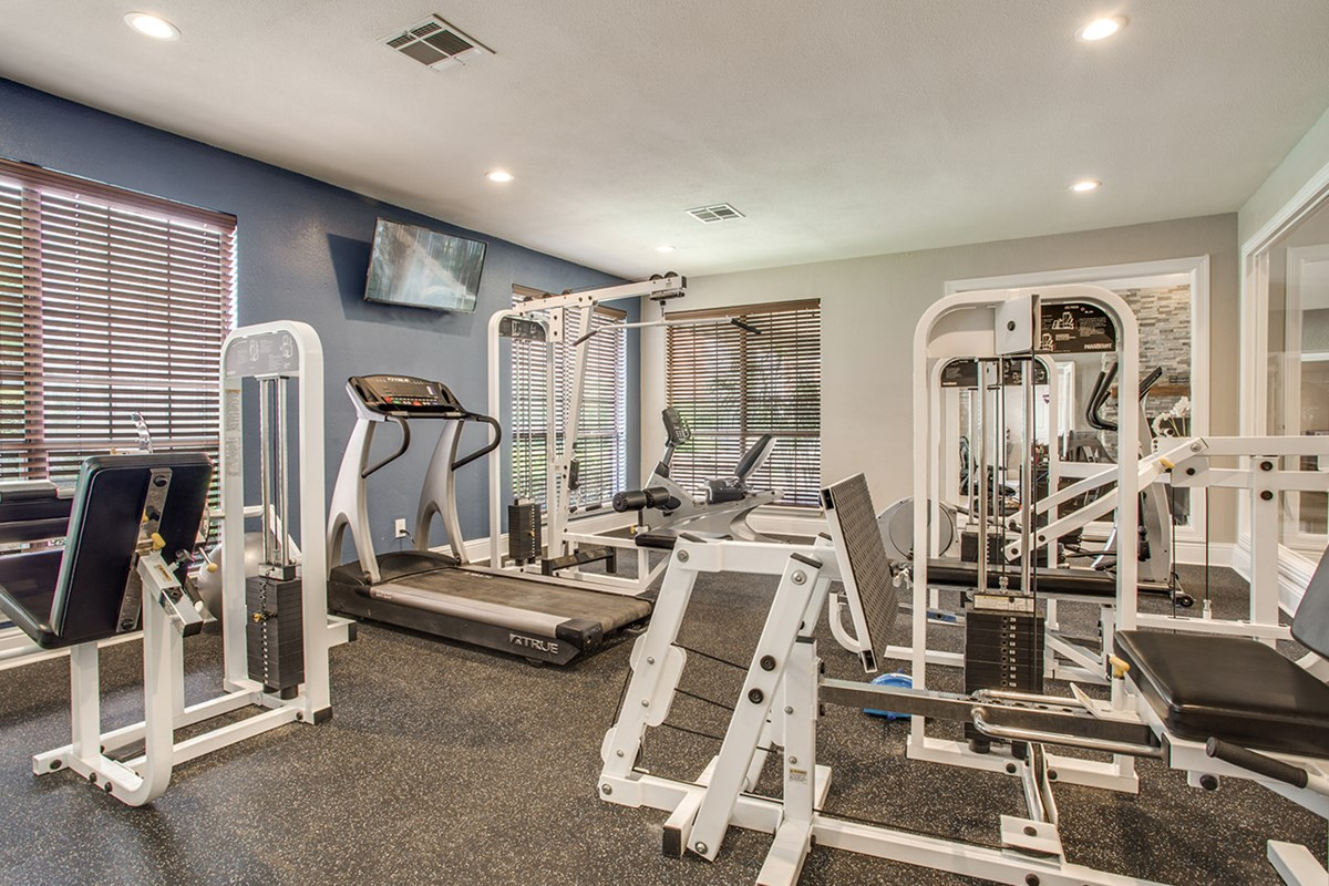 Fitness at Listing #136117