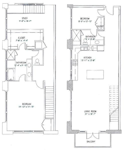 2,003 sq. ft. Premium floor plan