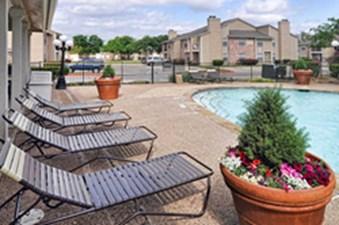 Pool at Listing #135683