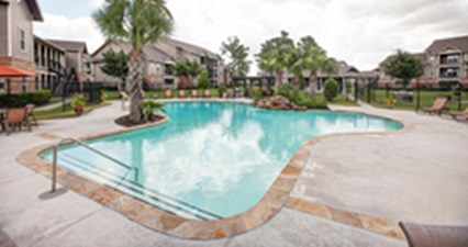 Pool at Listing #144325