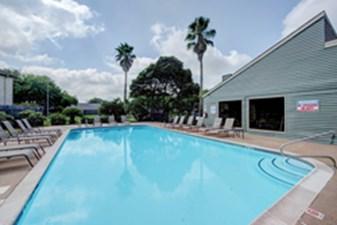 Pool at Listing #138257