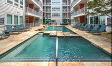 Pool at Listing #147923