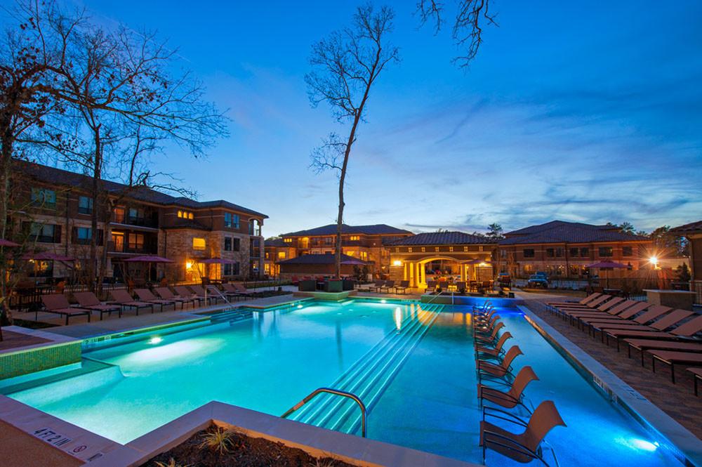 Pool at Listing #236611