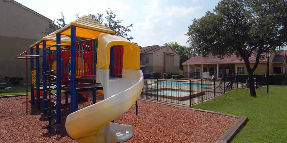Playground at Listing #135652