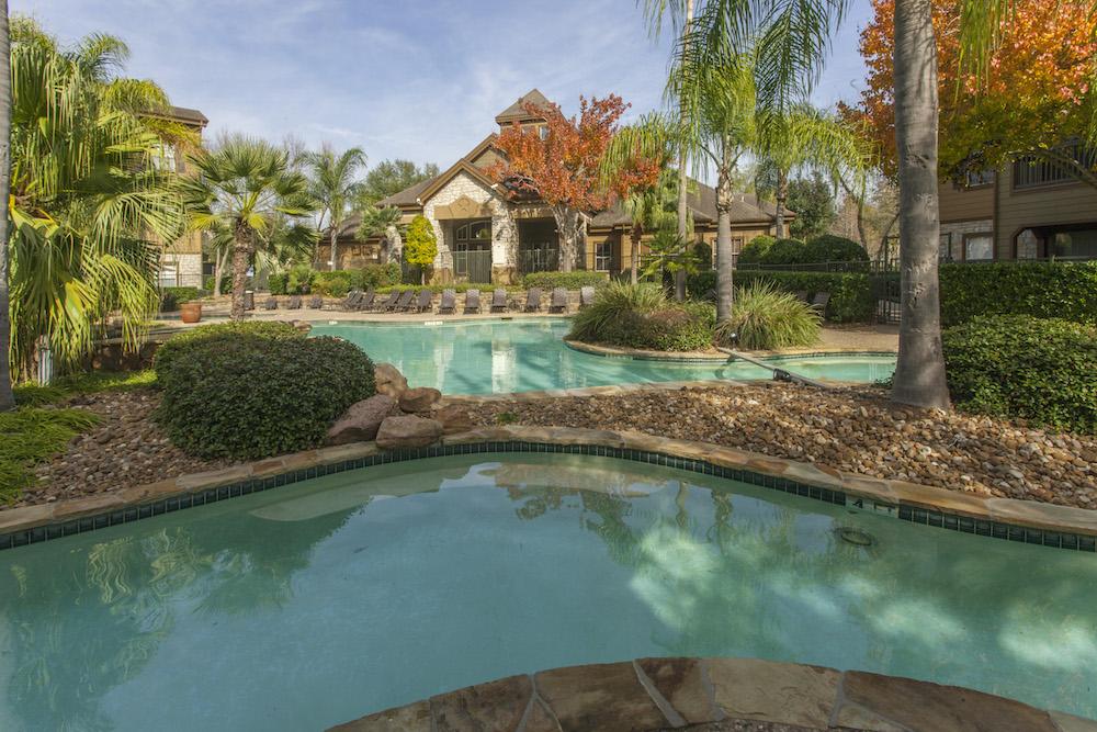 Pool at Listing #138743