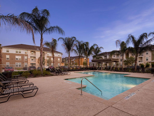 Pool at Listing #150797
