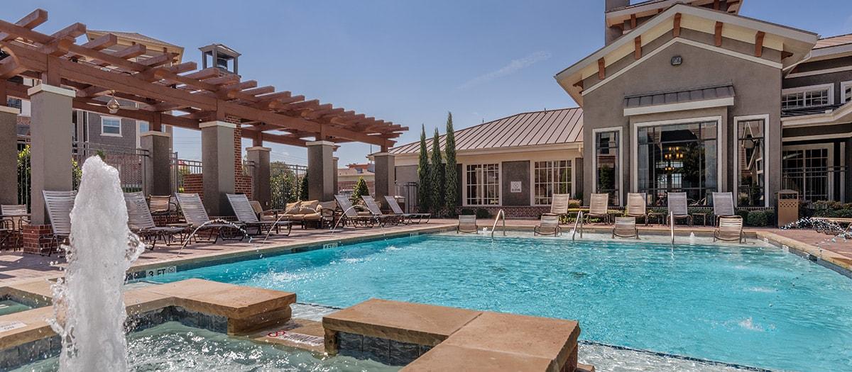 Pool at Listing #145153