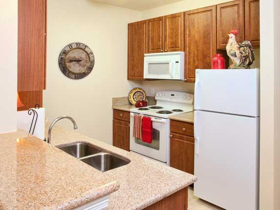 Kitchen at Listing #150345